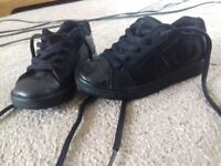 Boys size 11 DC trainers, as new!