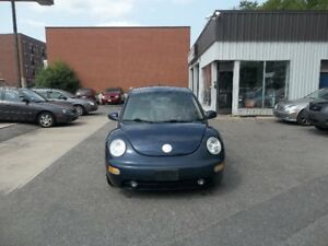 2003 Volkswagen New Beetle Hatchback 189000 km safety and E test