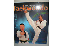 TAEKWONDO – The State of the Art Paperback Book