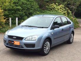 Ford Focus LX new model 5 door Petrol full mot 3 months warranty