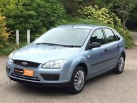 Ford Focus LX new model 5 door Petrol full mot 3 months warranty