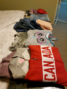 Girl Clothing Lot