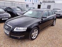 Audi A6 Avant 2.0 TDI SE Estate 5dr Diesel Automatic, FULL SERVICE HISTORY. HPI CLEAR. LONG MOT.
