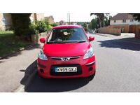 AUTOMATIC LOW MILEAGE 1.2 HUINDAY I 10