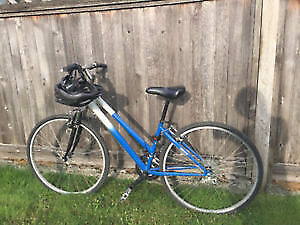 Hybrid 21 Speed 17 Inch Frame  Cycle Croix  Bike
