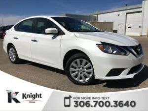 2016 Nissan Sentra S M6 Certified Pre-Owned