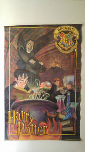 2 unopened Harry Potter Posters - 5.00 EACH