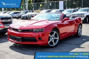 2014 Chevrolet Camaro LT Satellite Radio and Backup Camera