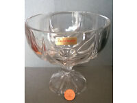 nachtmann 24% crystal fruit bowl