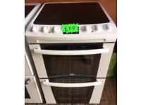 Refurbished zanussi zkc5540 electric cooker-3 months guarantee!
