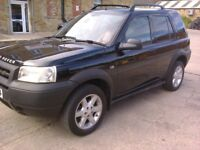 LANDROVER FREELANDER 1.8 GS PETROL. 53 REG. LEATHER.