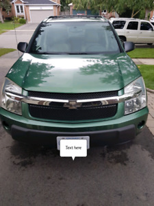 2005 Chevy Equinox LT  AWD -117,000 km - $4900 cert and etested