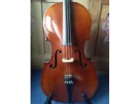 1/2 Czech Cello for sale