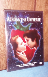 Across the Universe DVD