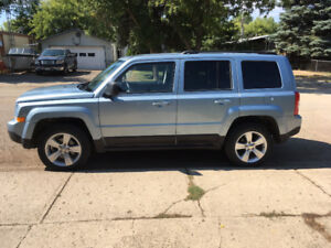Low Km 2013 Jeep Patriot North Edition 4X4 SUV