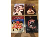4 x Musical Theatre Song Books