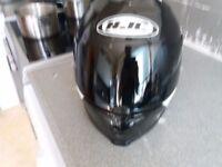 Motorcycle helmet Lorenzo replica