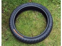 KINGSTONE 130/70/17 MOTORBIKE TYRE GOOD TREAD SINNIS APACHE PULSE ADRENALINE LEXMOTO BARGAIN