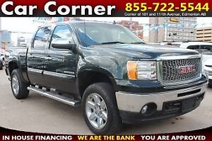 2013 GMC Sierra 1500 SLT - FULLY LOADED/CREW/4x4/CHECK IT OUT!