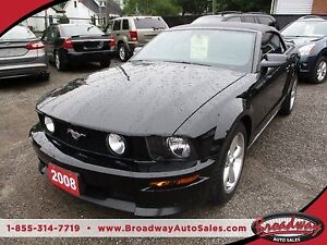 2008 Ford Mustang LIMITED EDITION GT CALIFORNIA SPECIAL MODEL 4
