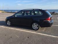 Volkswagen Golf Bluemotion Estate