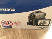 Panasonic VDR-D50 DVD Video recorder