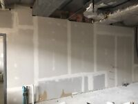 Drywall. Taping/mudding/boarding/patchwork/California ceiling