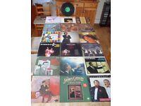 Vinyl LPs (33 rpm) Several Genres