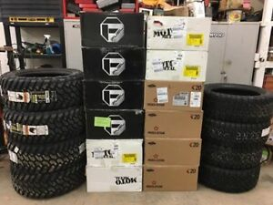 Tire & wheel packages - FREE shipping in Nova Scotia