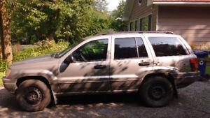 2002 Jeep Grand Cherokee VUS