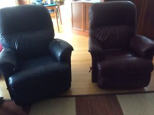 Two lazy boy swivel recliners (buy 1 get the second one free!!!)