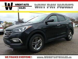 2017 Hyundai Santa Fe Sport SPORT| AWD| LEATHER| SUNROOF| BLUETO