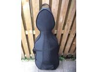 Three Quarter Size Hard Case for Cello