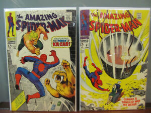 Amazing Spider-Man Comics
