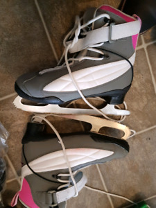 Skates and helmats for sale