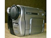 Sony Video Camera Recorder. Model No: TRV238E.
