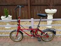 Dahon Vintage Folding Bike