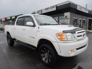 2004 Toyota Tundra Limited 4x4, Leather Roof Looker, Frame is gr