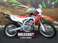Honda CRF 250L Motocross trail Enduro bike road registered