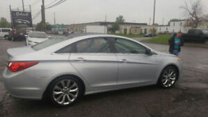2012 Hyundai Sonata 2.0Turbo Limited w/Nav Sedan