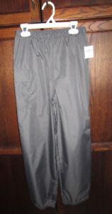 OshKosh grey splash pants in size 12 *NEW with tags