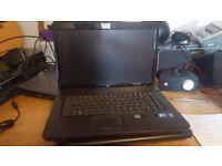 Joblot of 12 laptops, tested, needing work
