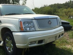 2005 cadillac escalade body and drive train parts
