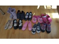 Children's shoes for sale - 10 pairs!