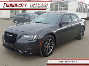 2016 Chrysler 300 S | AWD