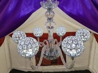 Marquee with stylish designs and themes for all events