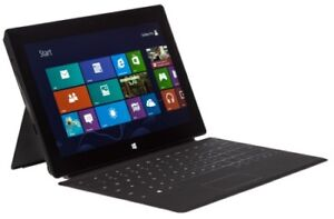 Surface Pro 1 with Keyboard