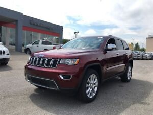 2017 Jeep Grand Cherokee Limited-4WD, LEATHER HEATED SEATS