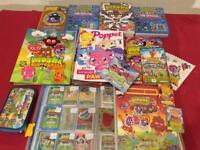Moshi monster books and magazines