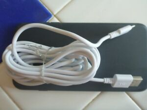 New 10 foot (3 meter) lightning to USB sync /charge cable